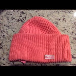 Kate spade New York women's label beanie hat
